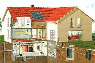 Проектирование, комплектация, монтаж систем Отопления, Водопровода, Канализации, Тёплых полов в коттеджах...