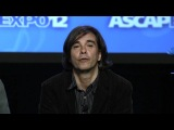 Heitor Pereira on songwriting at the 2012 ASCAP