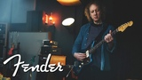 Kevin Shields of My Bloody Valentine - Part 2 Expression Jazzmaster 60th Anniversary Fender