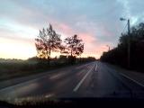 Луговая, конец мая, полчетвёртого утра.