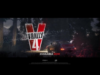 V-Rally 4 _ Launch Trailer _ PS4
