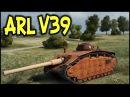 ARL V39 Kolobanov Pool