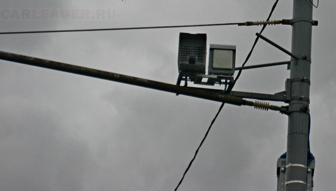 Две камеры ГИБДД: Рязанский проспект 41/2, Карачаровская эстакада