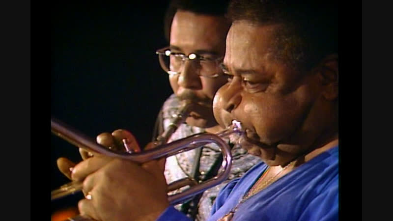 Dizzy Gillespie In Redondo 1986 on Retrofilms. Dizzy and company live in California