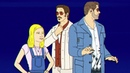 THE NICE GUYS (2016) Animated Short (Funny) Trailer (Russell Crowe Ryan Gosling Movie) HD