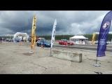 Dodge Neon SRT4  2,4 T FWD vs Citroen Saxo VTS 1.6Т FWD
