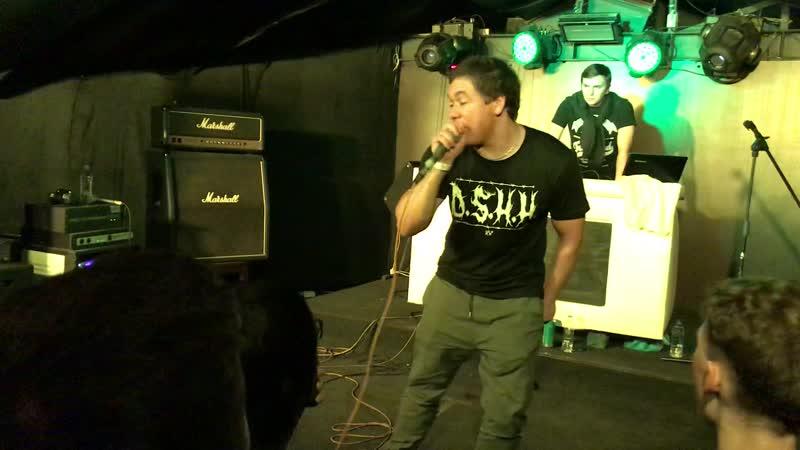 MURDA KILLA - ПДМ LIVE 18.11 Club Action
