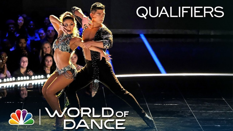 Karen y Ricardo Qualifiers World of Dance 2018 Full Performance