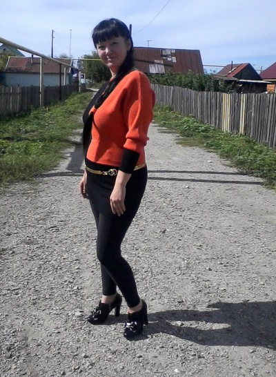 Оксана Морозова, 26 ноября 1983, Новосибирск, id187864556