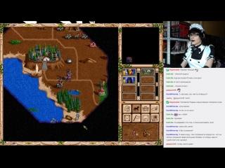 ArkStranger Стрим - Heroes of Might and Magic 2, часть 3