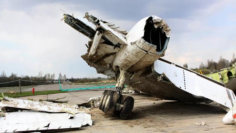 Тротиловый самолет Качиньского