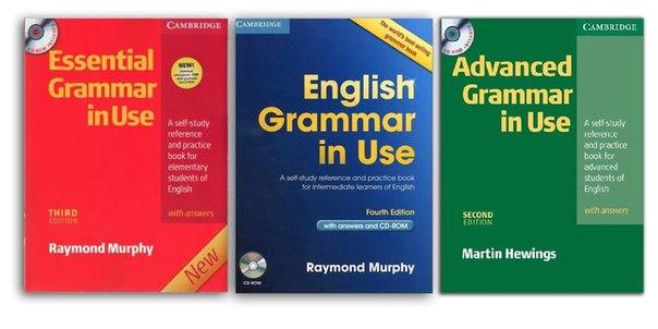 English grammar in use 4.