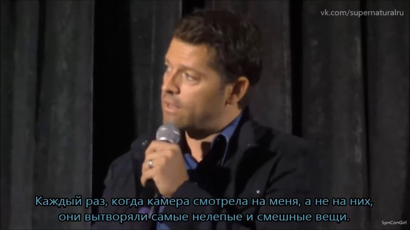 С Панели Миши Коллинза - Кон в Питтсбурге 2018 (рус.суб.)