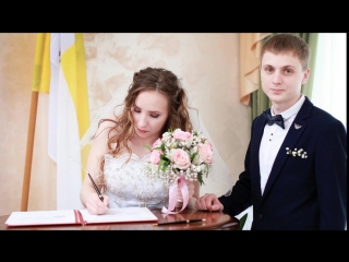 Wedding day: Svetlana&Edyard<3