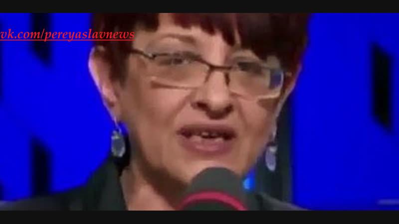 Пропагандистку РФ Елену Бойко поливающую грязью украинцев 5 лет депортировали из РФ в Украину, за нарушение миграционного законо