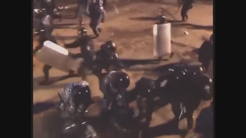 300 майдановцев Ппадение Олимпа