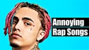 Most Annoying Rap Songs Of The Last 10 Years (2008 - 2018) (Rap-Info)