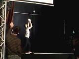 Юри Ямамура на гала-концерте JRC
