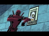 Ultimate Spider-Man clip: Spider-Man Meet Deadpool