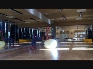 Упражнения на координацию и баланс