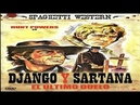 Django y Sartana El ultimo duelo