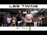 Les Twins at I Am Phresh Dance Academy (Part 1)