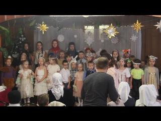 Рождественский утренник_ ( Никольский ХРАМ)
