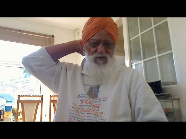 Punjabi - Christ Ram Dass Ji urges people to Preach Gospel if you want to meet Him, our Supernatural