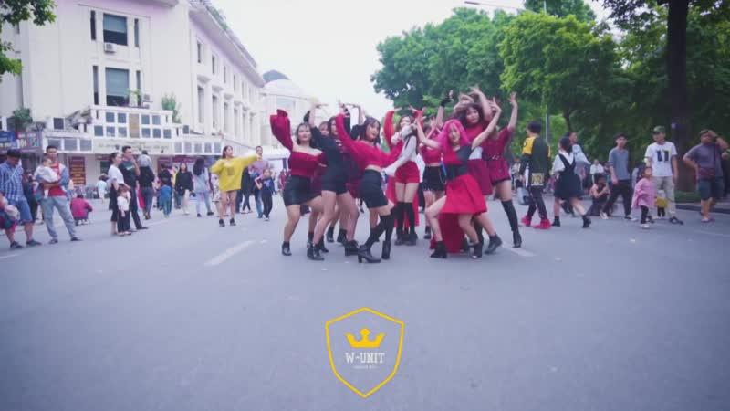 [KPOP IN PUBLIC CHALLENGE] IZ٭ONE (아이즈원) - 라비앙로즈 (La Vie en Rose) - Dance Cover ¦ Vietnam