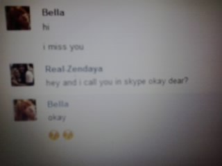 Zendaya Real Phone Number The gallery for -->...
