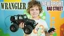 New Bright Bad Street Wrangler обзор автомобиля на р у