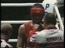 Россия-Азербайджан.Командный Кубок Мира по боксу 2005