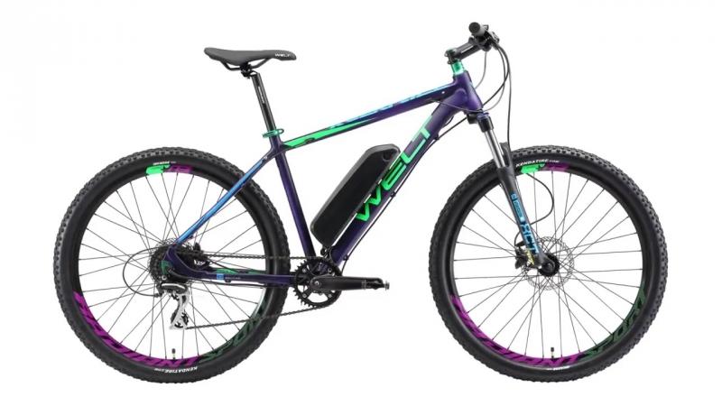 Обзор велосипеда Welt Rockfall 1.0 E drive 2018