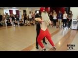 Супер танцевальная пара!!! Энах и Каролина.