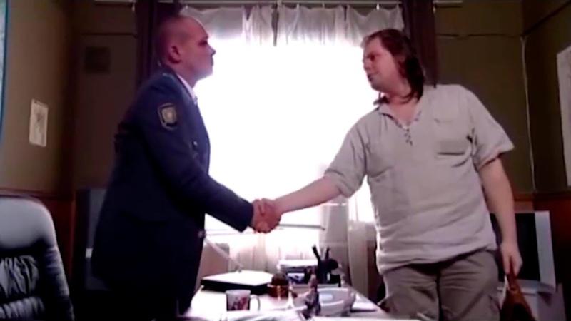 Ржачный момент из сериала «Глухарь»