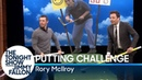 Happy Gilmore Putting Challenge with Rory McIlroy