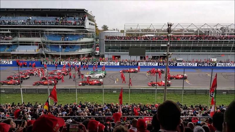 Ferrari Show - Finali Mondiali Ferrari 2018