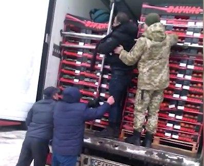 Иранского нелегала в холодильнике занесло на Украину вместо Германии