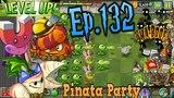 Plants vs. Zombies 2 Parsnip, Magnet-shroom, Escape Root Costume - Pinata 4172018 (Ep.132)