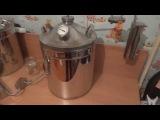Видеообзор самогонных аппаратов нашего производства