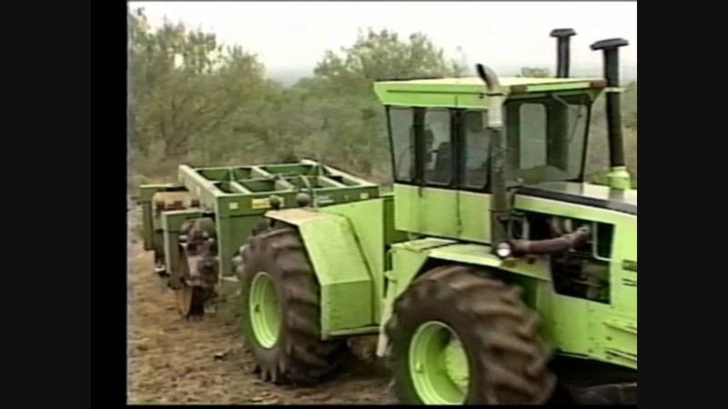 RanchWorx Vs. Texas Brush