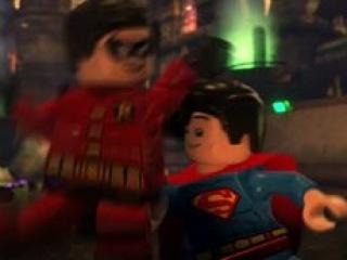 LEGO: Бэтмен: Супергерои DC объединяются. (2013) HDRip | D