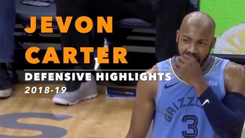 Jevon Carter Defensive Highlights | 2018-19 | Memphis Grizzlies