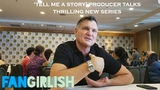 COMIC CON 2018 'TELL ME A STORY' PRODUCER KEVIN WILLIAMSON