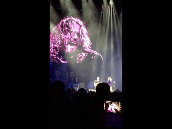 Miley Cyrus at Chris Cornell Tribute Concert, 'As Hope and Promise Fade' - The Forum, 01.16.19