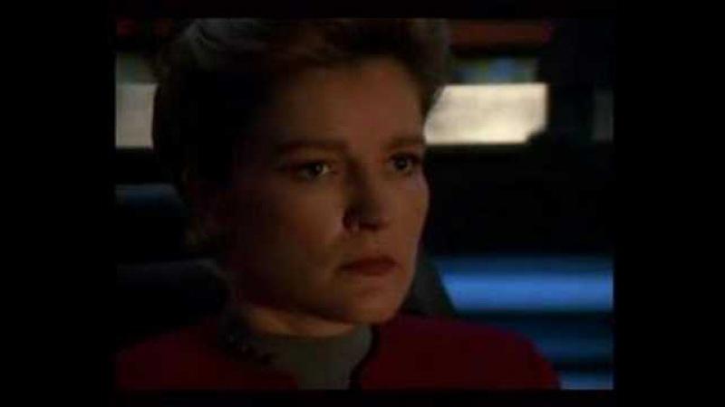 Star Trek Voyager - Janeway self destructs voyager EXTENDED