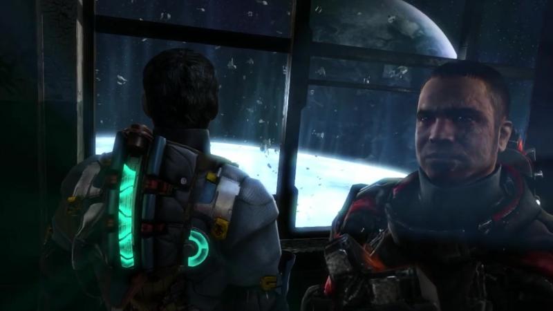 [RusGameTactics] Прохождение Dead Space 3 - Часть 4 — Главный мостик | C.M.S. «Роанок»