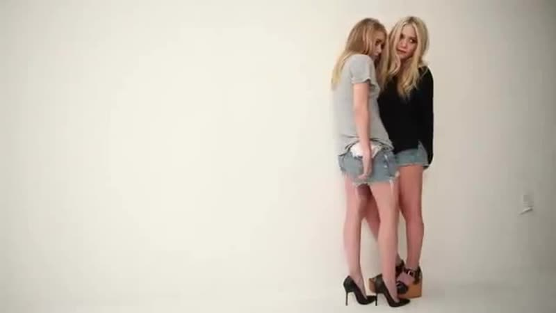 2011 - Mary-Kate Ashley Olsen photoshoot for StyleMint - Terry Richardson Shoo (online-video-cutter.com)