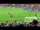 Александр Головин - пятый мяч в ворота саудов глазами болельщиков