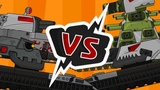 Эра мега битвы Мультики про танки